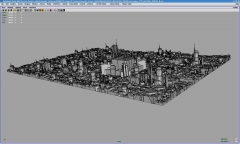 city_block01_wireframe