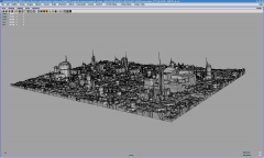 city_block02_wireframe