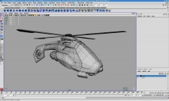 geo_news_helicopter_wireframe